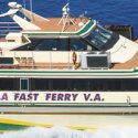 2. Fast Ferry from Tortola to St Thomas