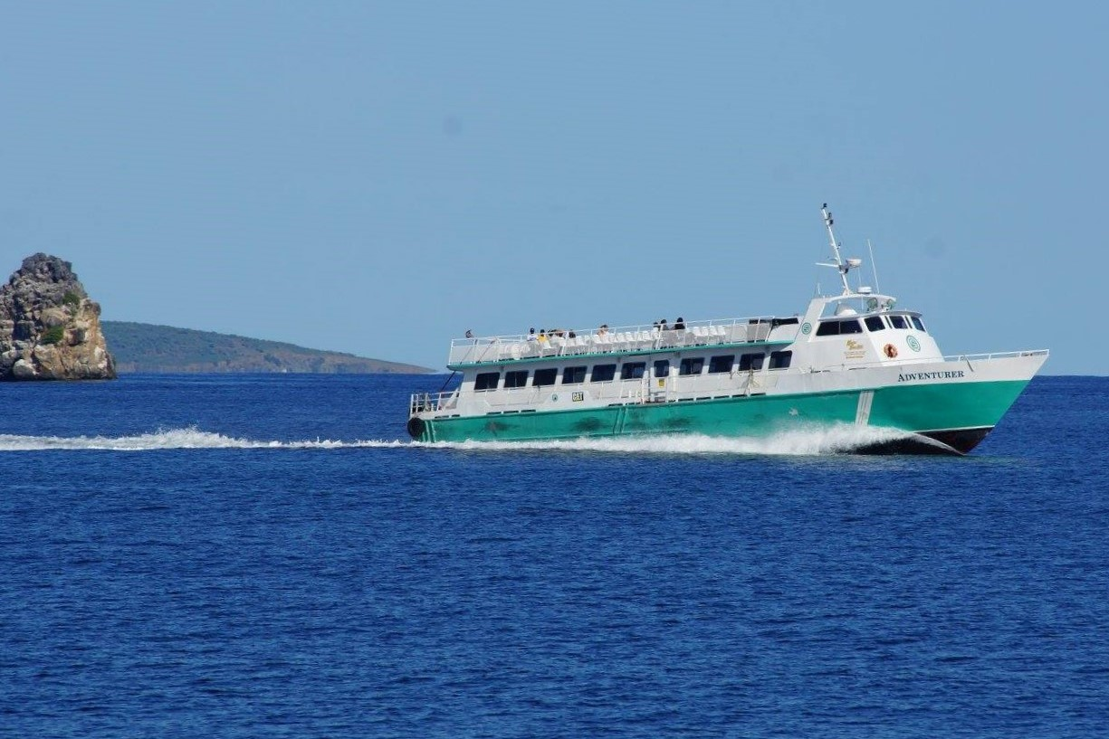 St Thomas to St Croix with Native Son Ferry