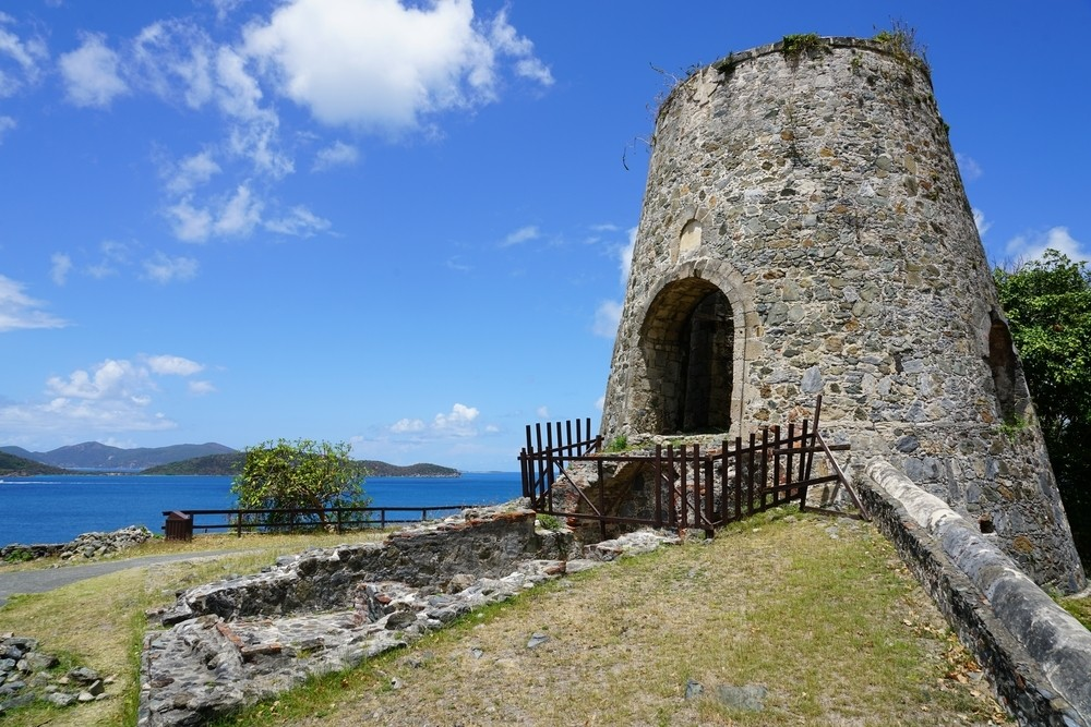St. John island offers travelers to visit many interesting places