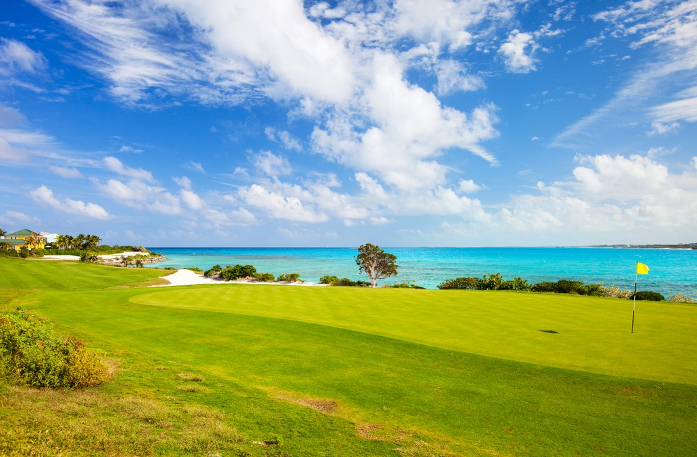 Try golfing course in st.Thomas