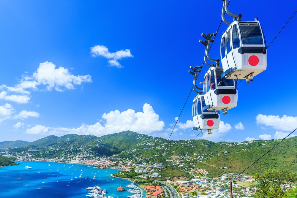 St. Thomas offers travelers many different activities in USVI